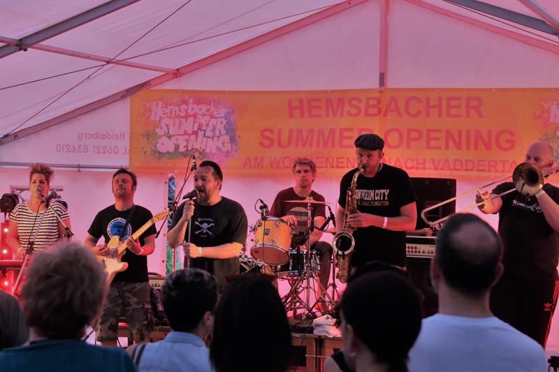 4. Hemsbacher Summer Opening - Band 2