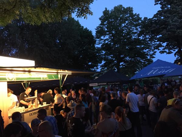 3. Hemsbacher Summer Opening - Samstag 12