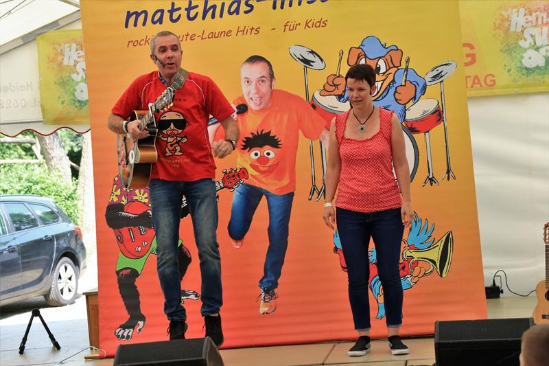 4. Hemsbacher Summer Opening - Kidsshow
