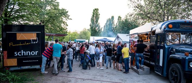 2. Hemsbacher Summer Opening - Burger Truck