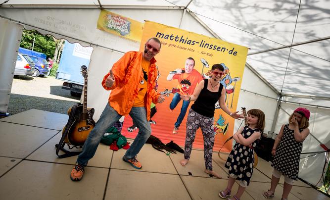 2. Hemsbacher Summer Opening - Kidsshow