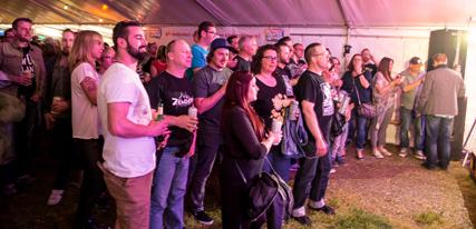 2. Hemsbacher Summer Opening - Publikum
