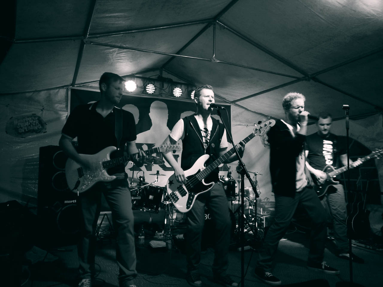 1. Hemsbacher Summer Opening - Band 4