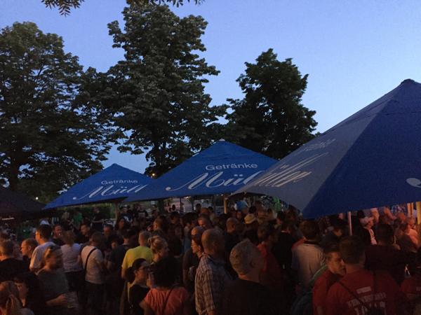3. Hemsbacher Summer Opening - Samstag 10