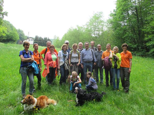 Wanderung-26April-Gruppe